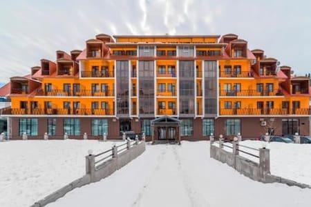 Сноу Плаза - Bakuriani - Apartment-Hotel