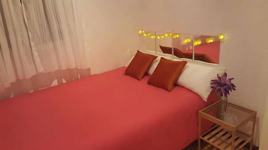 Cozy double room close to the city center - Madrid - Flat