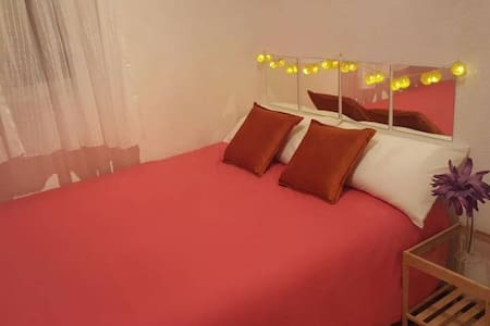 Cozy double room close to the city center - Madrid