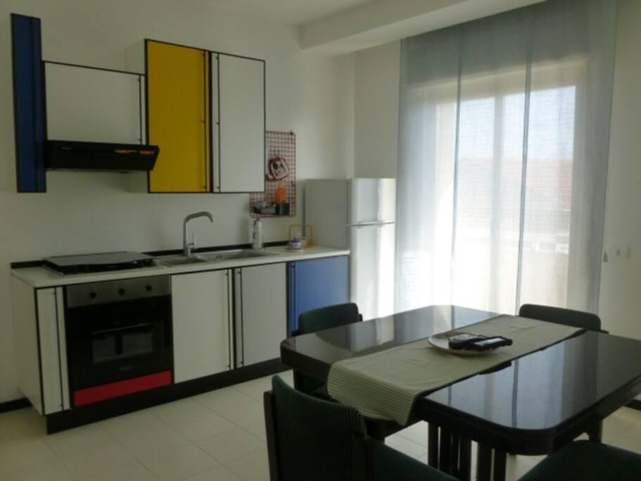 cucina /soggiorno