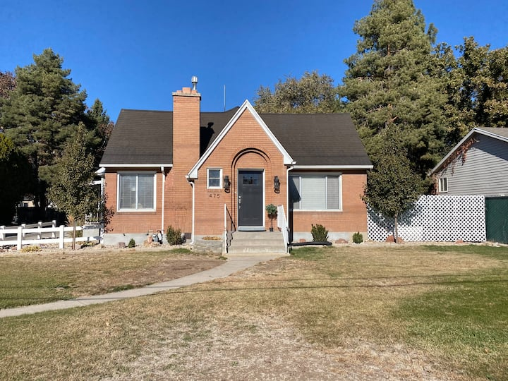 Charming, newly renovated, Orem home!