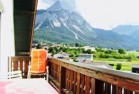 Appartment 45qm mit Balkon ☀️