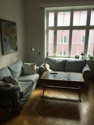 Cosy apartment near Karlaplan