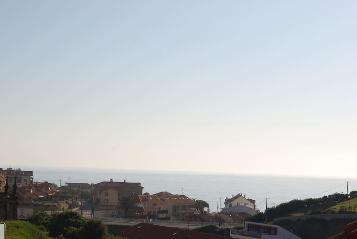 Apartamento a 5 minutos a pie de la playa - Comillas - Daire