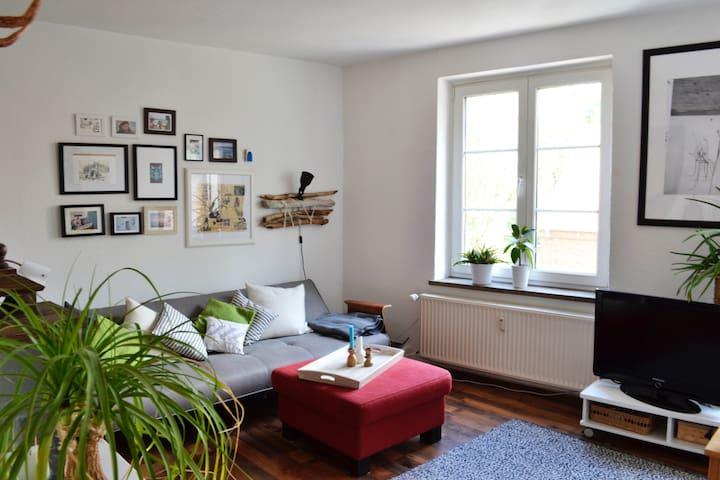 Liebevolle 54m² Altstadtwohnung direkt im Zentrum - Rostock - Apartment