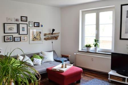 Liebevolle 54m² Altstadtwohnung direkt im Zentrum - Rostock - Apartament