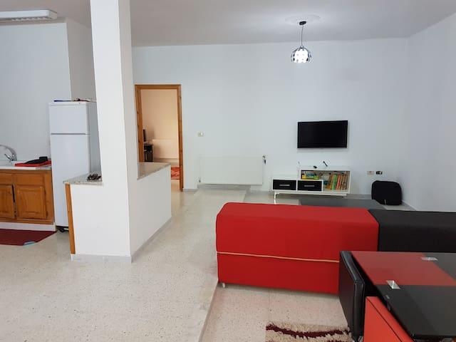 Bel appartement à 5 min de la zone touristique - Sousse - Apartment