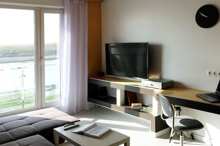 Apartments with great views of the embankment - Nizhnevartovsk
