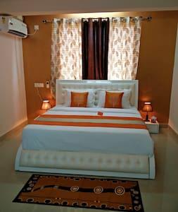 5min Drive to Bogmallo &Hollant Goa - Szoba reggelivel