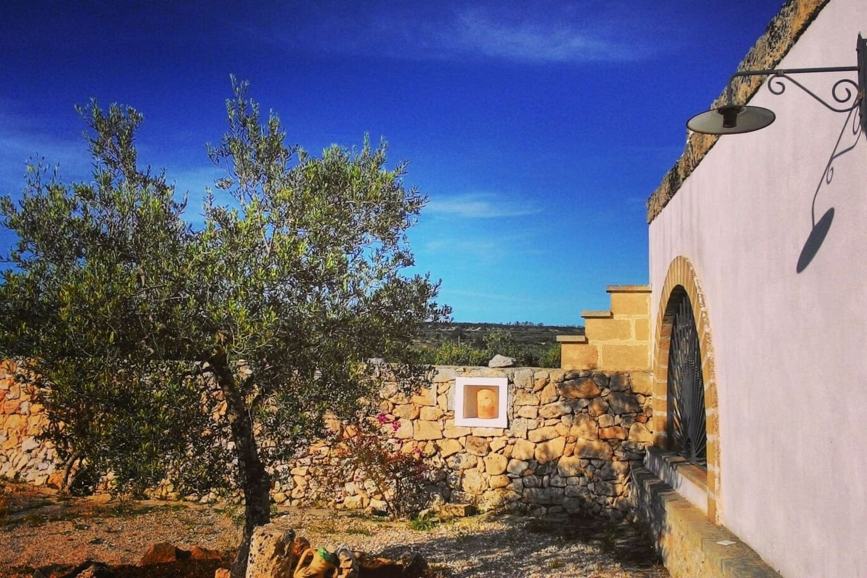 Esterni della residenza Il Faro
