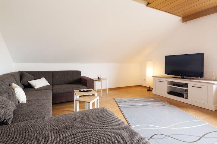 Family-friendly spacious 120sqm apartment