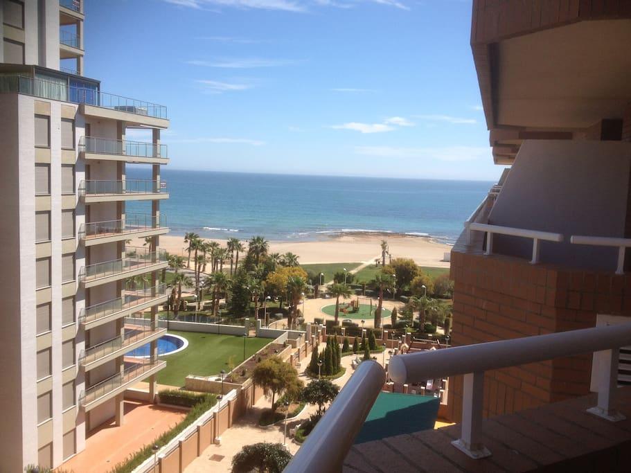 Danesp primera linea marina dor apartamentos en alquiler en oropesa del mar comunidad - Alquilar apartamento marina dor ...
