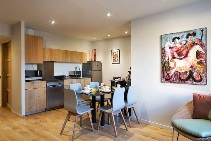 Ajoucadou,Première Loge,Luxury Apartment