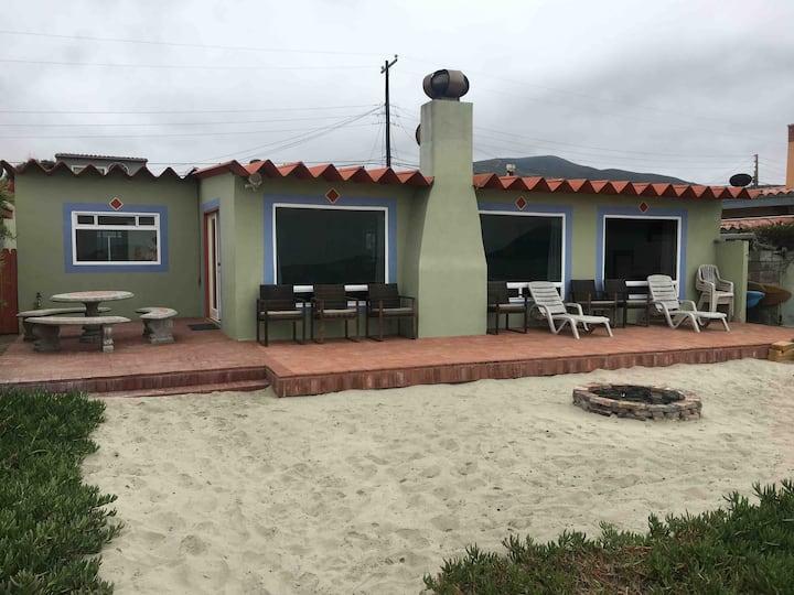 Baja Beachfront Home
