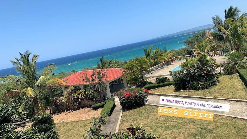 Hidden paradise in Dominican Republic
