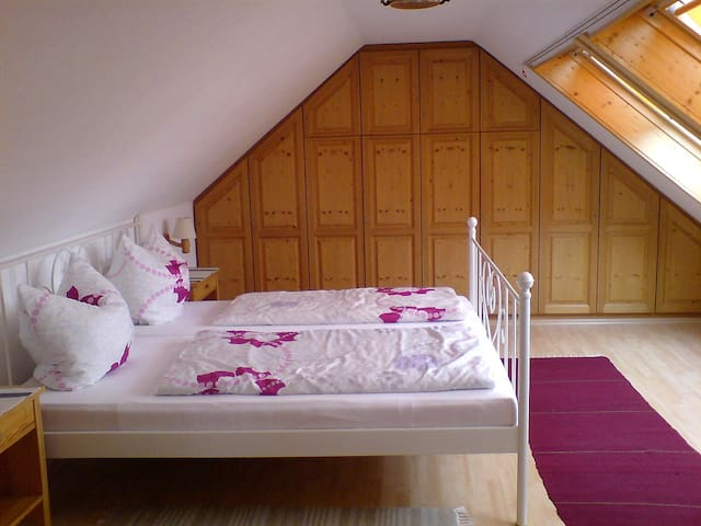 Living in the beautiful BlackForest - Grafenhausen - Apartamento