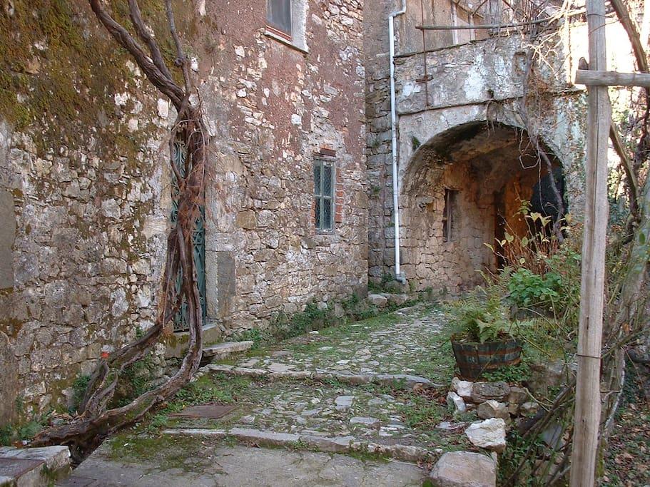 Cassagna, un paese medievale