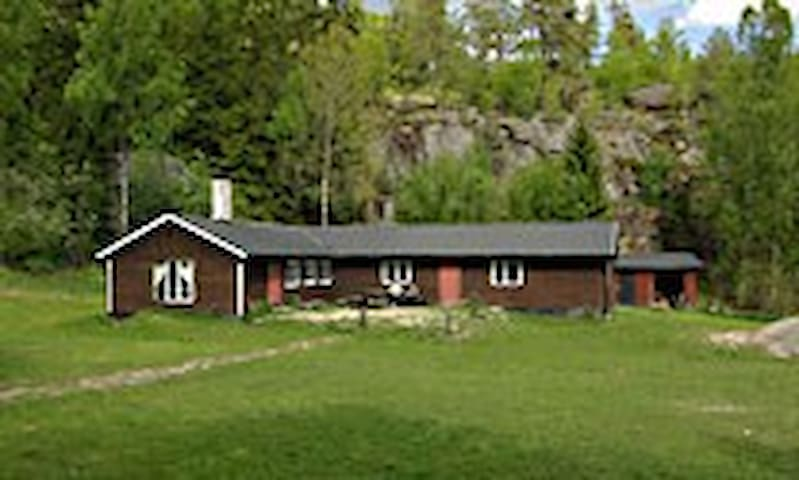Big cabin 50 km south of Stockholm - Norra Sorunda - Cabana