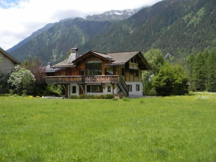 Chalet Cerisier, Chamonix