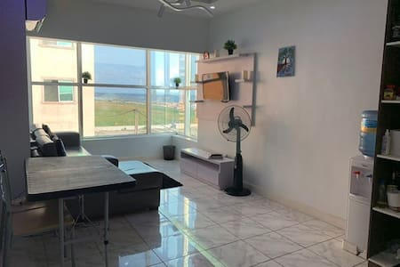 Modern Oceanfront 1 BR Apartment near Lekki Phase1