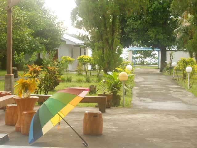 Uniek verblijf in Noord Sulawesi
