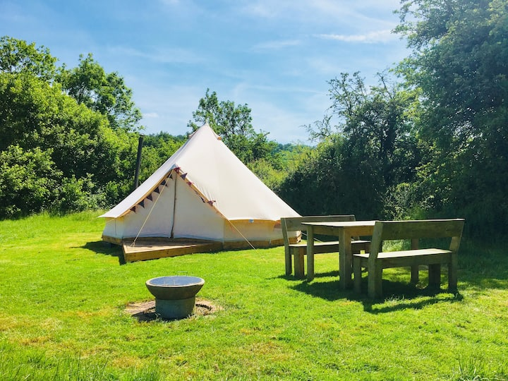 Beautiful Bell Tent - Hawthorn