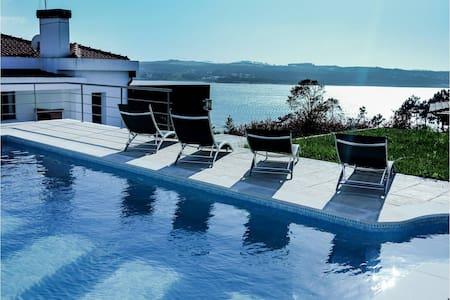Luxury villa with amazing lagoon views - Foz do Arelho - Villa