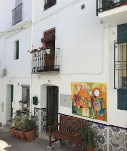 Traditional house/ b&b in the  centre of Competa - Cómpeta - 住宿加早餐