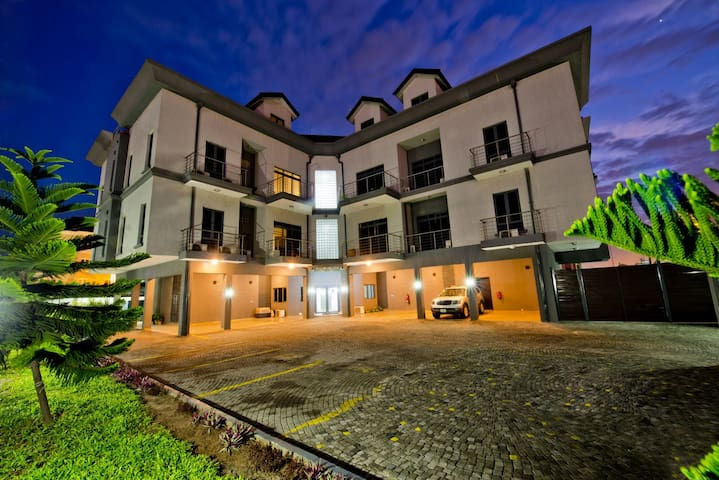 Luxury top-of-the-class apartment - Lagos - Daire