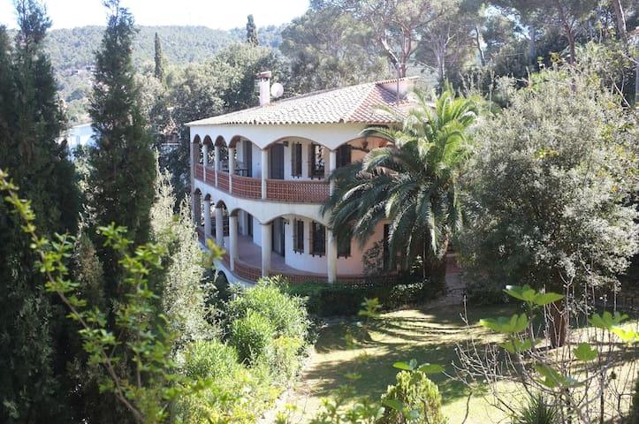 New! Renovated design luxury villa. - Sa Riera - Villa