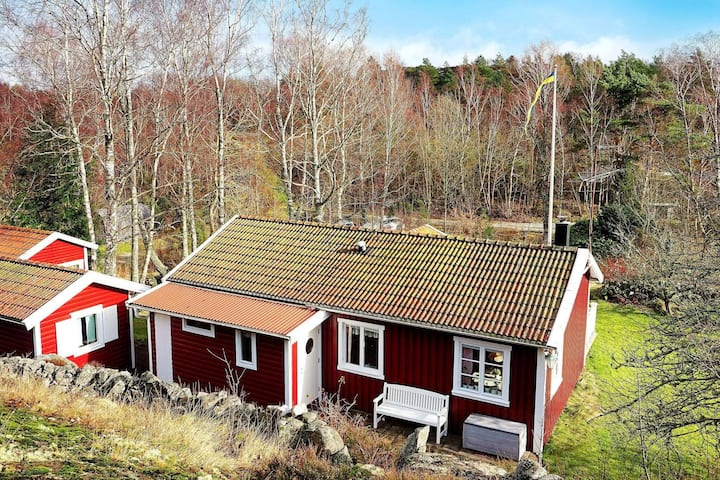 5 person holiday home in Nösund