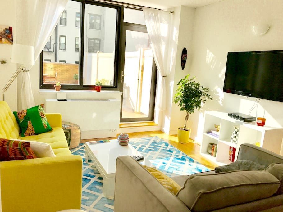 Diamond room with private bath and terrace flats for rent in new york new york united states for Rooms for rent in nyc with private bathroom