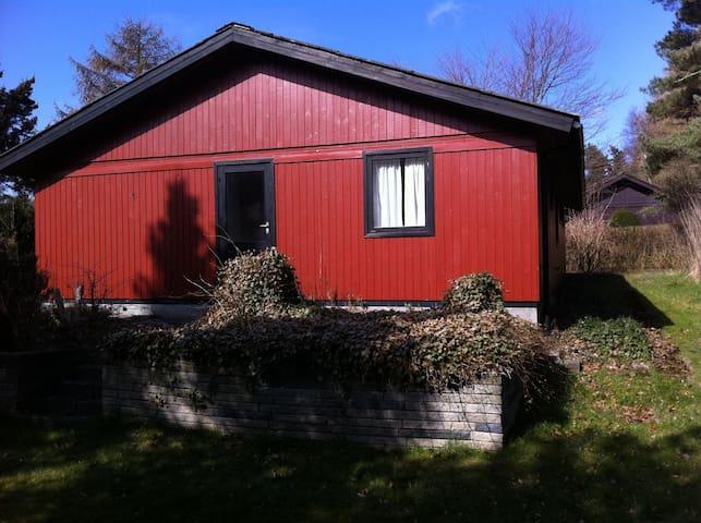 Skøn natur ved Sjællands nordkyst - Melby - Huis