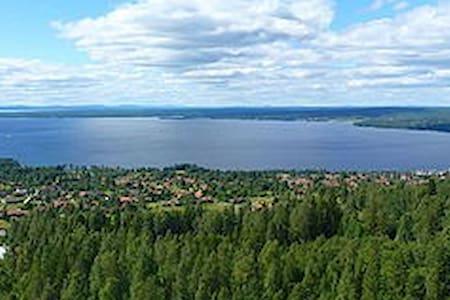 Stugor uthyres på Vidablick och Lerdal i Rättvik.