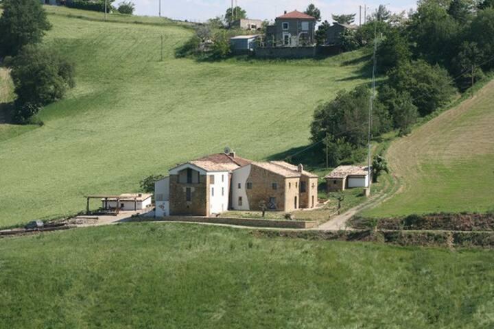 Apartment MesserRaimondo Le Colline - Castiglione Messer Raimondo - 公寓
