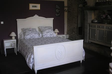 Dog friendly B&B, close to Josselin - La Croix-Helléan