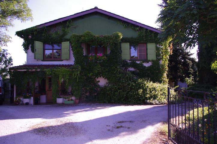 Maison spacieuse, proche Toulouse - Castelmaurou - Huis