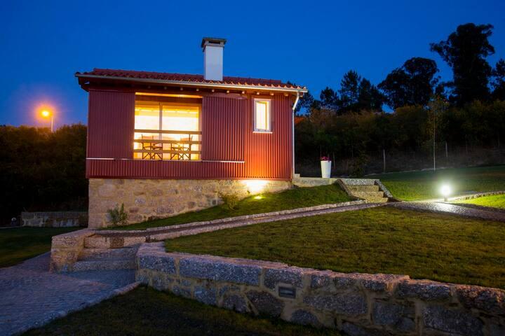 Quinta das Secas - Casa do Espigueiro - Viana do Castelo - 一軒家