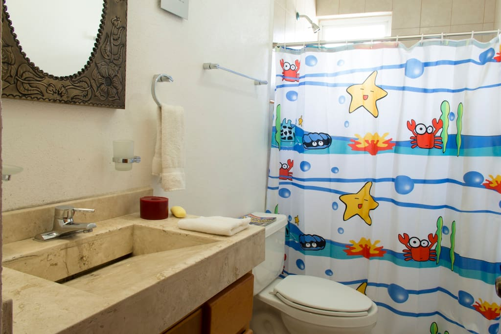 Your own private bathroom ensuite