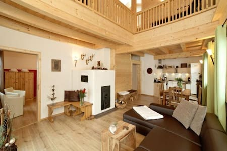 Wooden holiday chalets: Forsthaus - Teisnach