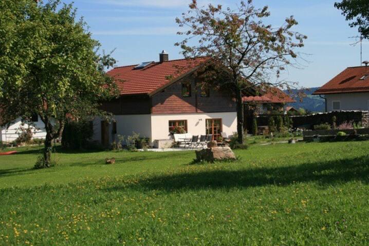Wooden holiday chalets: Bauernhaus