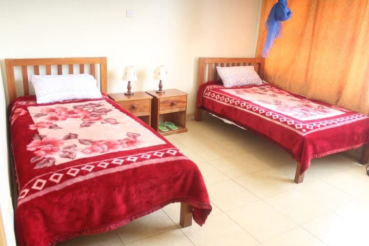 Karatina Town Center Double Bed Apartment