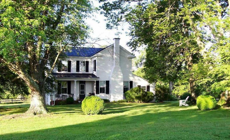 Central Virginia Country Cottage - Gordonsville - House