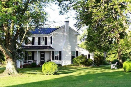 Central Virginia Country Cottage - Gordonsville - Rumah