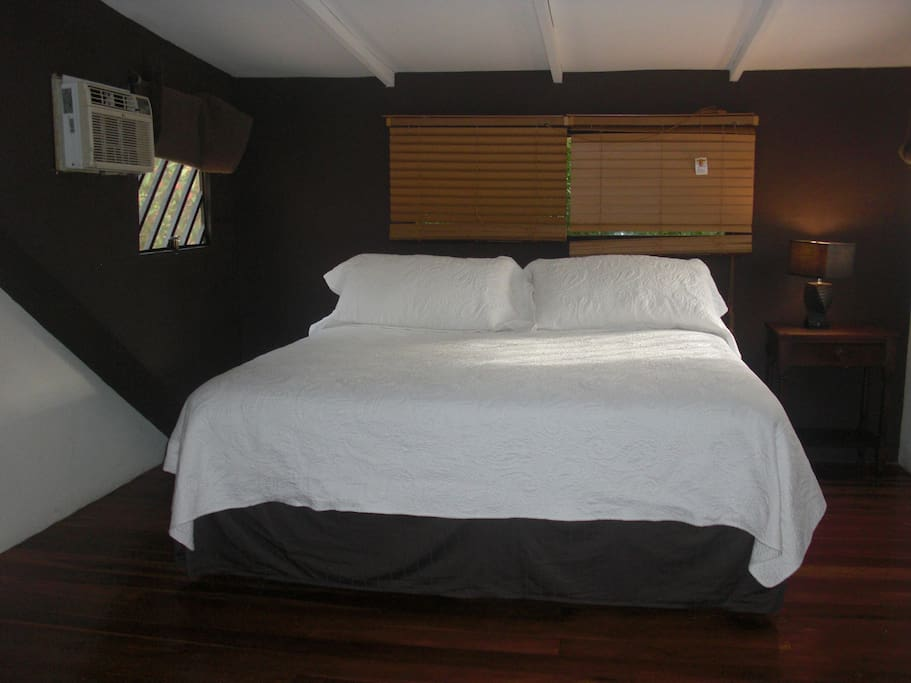 Main Bedroom, Air Conditioned