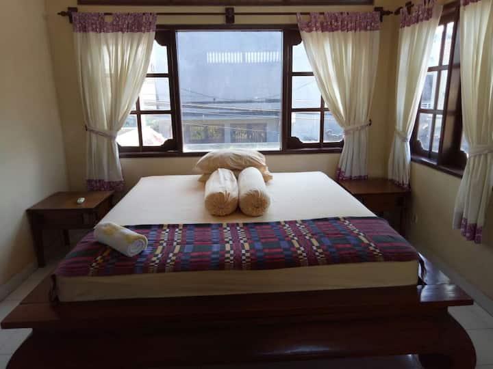 Family room#1- Denpasar - Moslem village