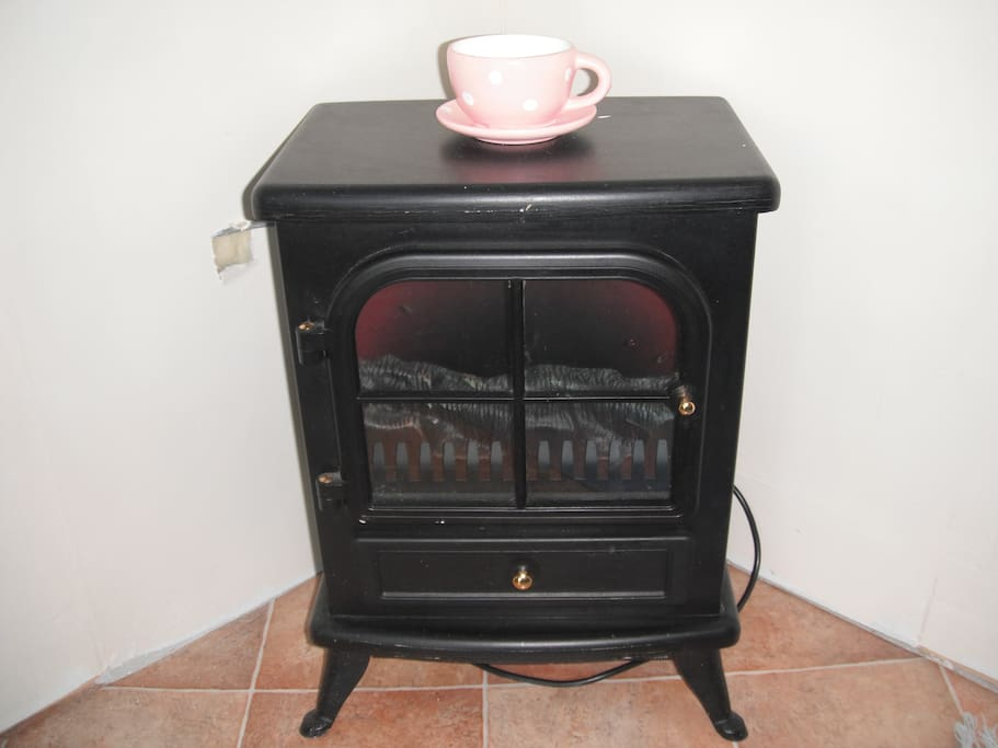 heating stove
