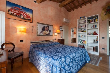 Elisa, heating, AC, Wifi and shower - Capannori - Villa