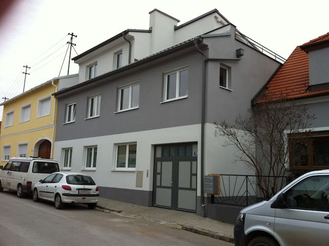 Appartement Lake Neusiedl - Jois - Apartamento