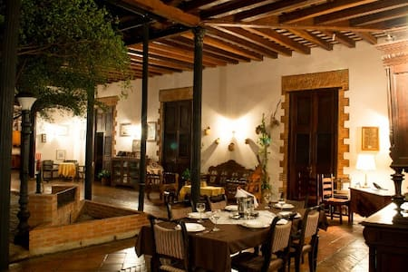 POSADA DON CARLOS colonial hostel - Ciudad Bolivar - Bed & Breakfast